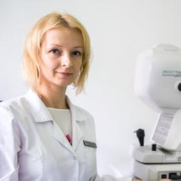 pryzmat lekarze monika jara wieczorek - Ophthalmologists