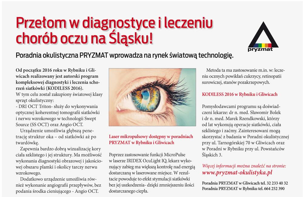 pryzmat artykul newsweek wrzesien 2016 - Artykuł o nas ukazał się w Newsweek Polska