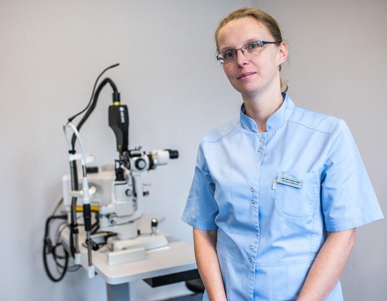 pryzmat lekarze joanna sulko - Dr Joanna Sułko