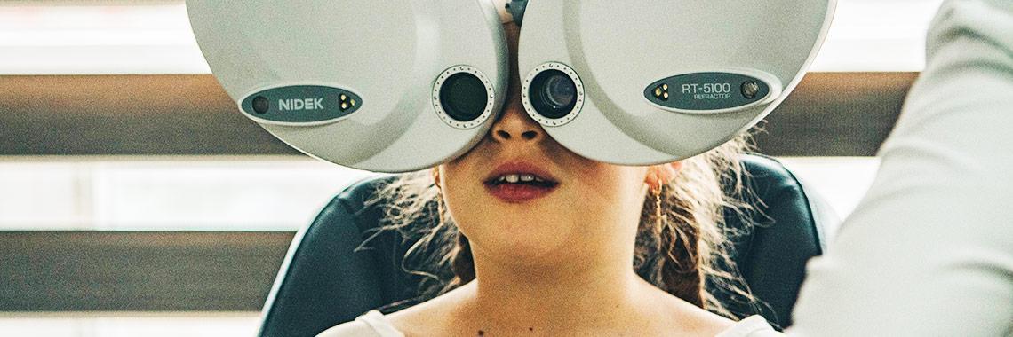 jak przygotować dziecko na wizytę u okulisty