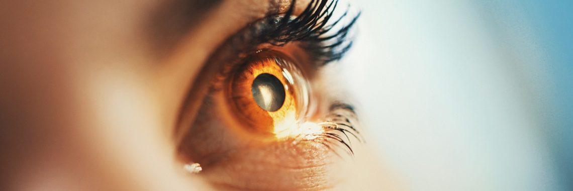 zabieg okulistyczny